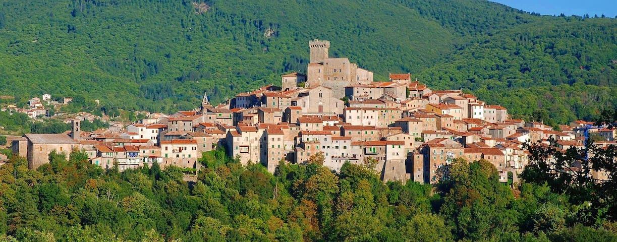 Arcidosso Toscana del sud - Arcidosso - Wohnung