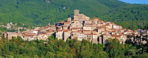 Ärkestiftet i södra Toscana