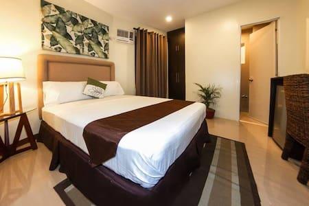 Verovino Suites Stylish Room - Mandaue City
