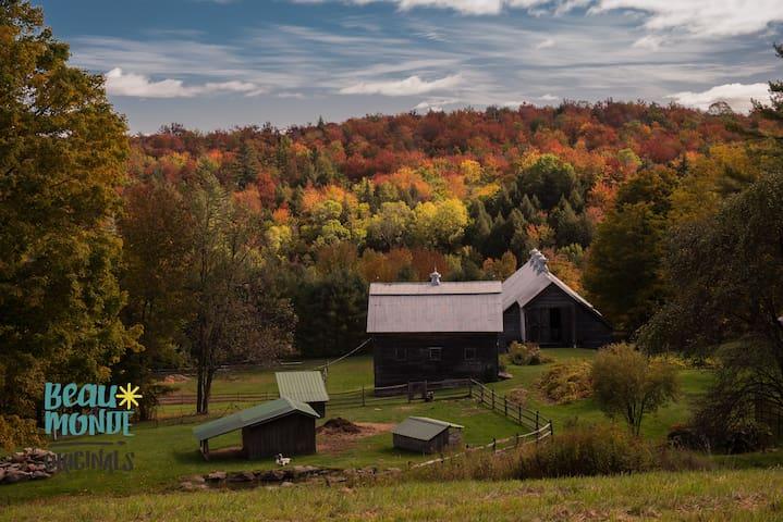 Classic Vermont Farmhouse in Waterbury