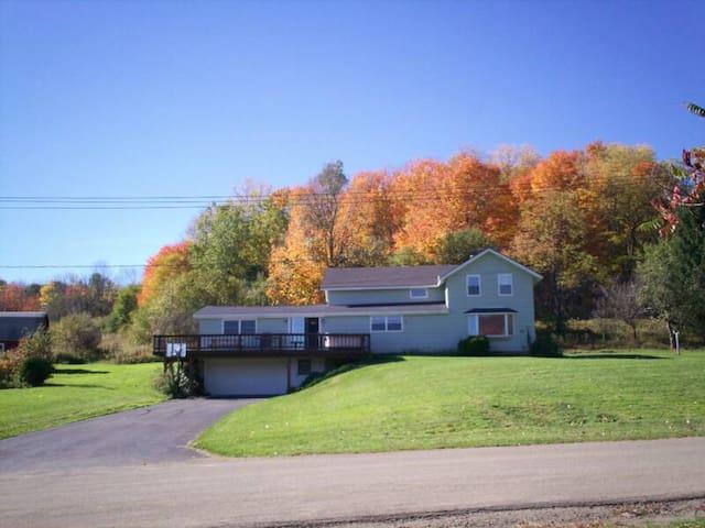 Large Ellicottville House - Ellicottville - Casa