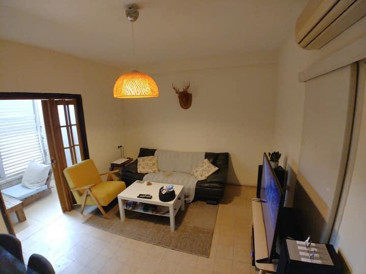 3.5 rooms in the heart of Ramat Aviv
