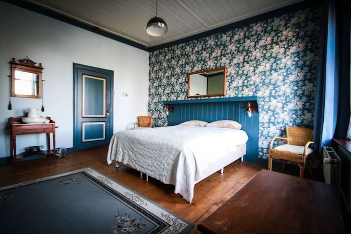 Landelijke overnachting nabij Volendam - Purmer