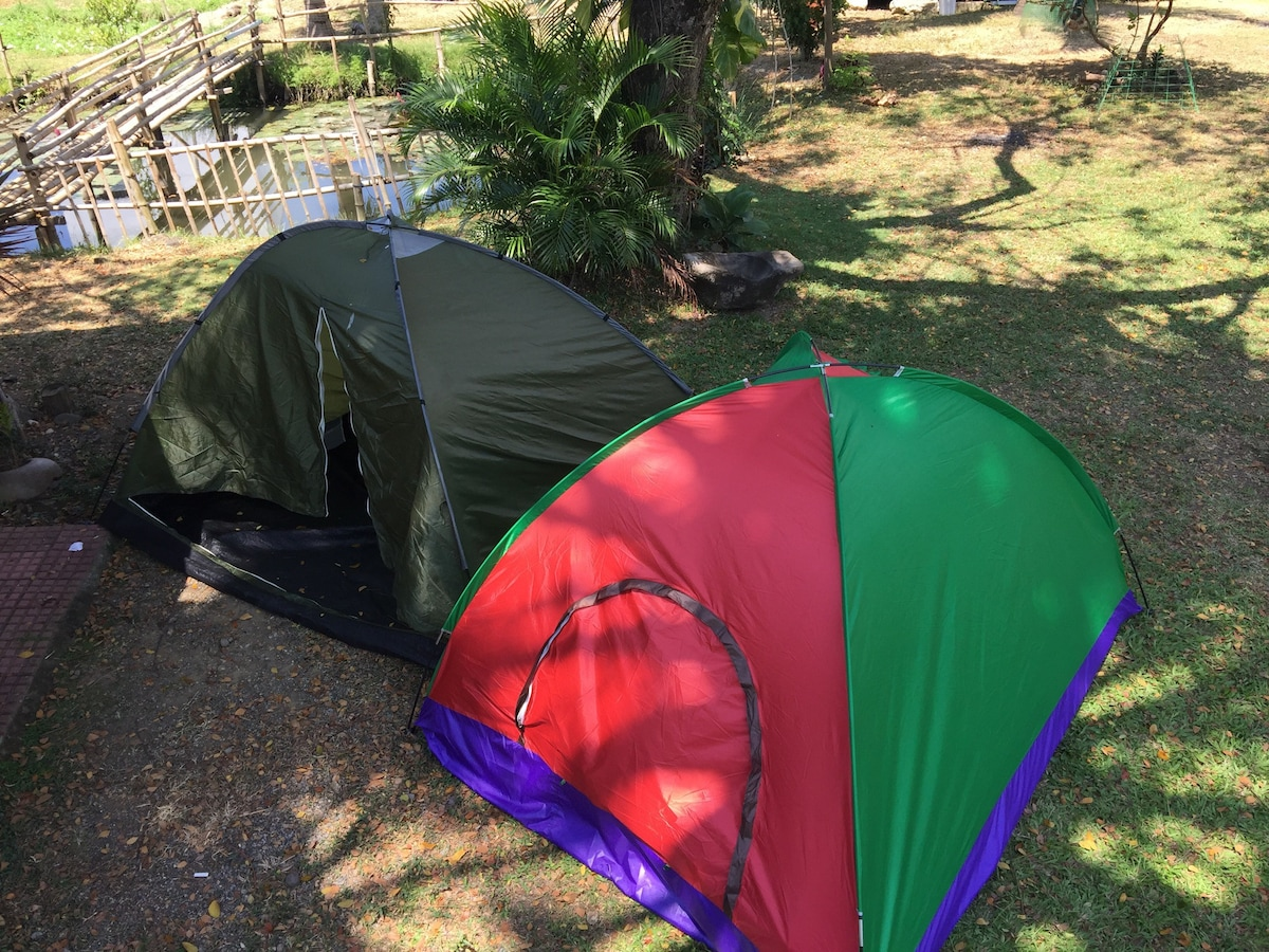 Go C&ing By The Pond in Quezon - Tents for Rent in Pagbilao Calabarzon Philippines & Go Camping By The Pond in Quezon - Tents for Rent in Pagbilao ...
