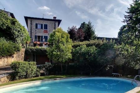Chianti Villa with Private pool - Lucolena In Chianti