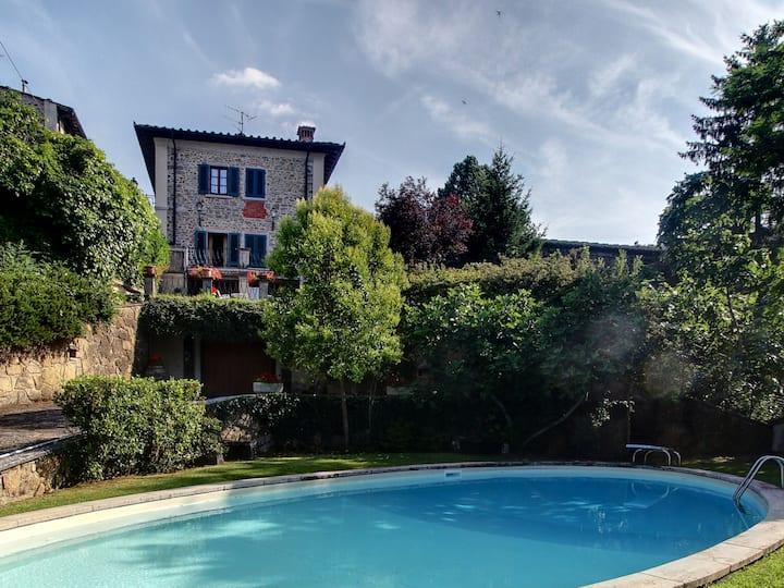 Chianti Villa with Private pool
