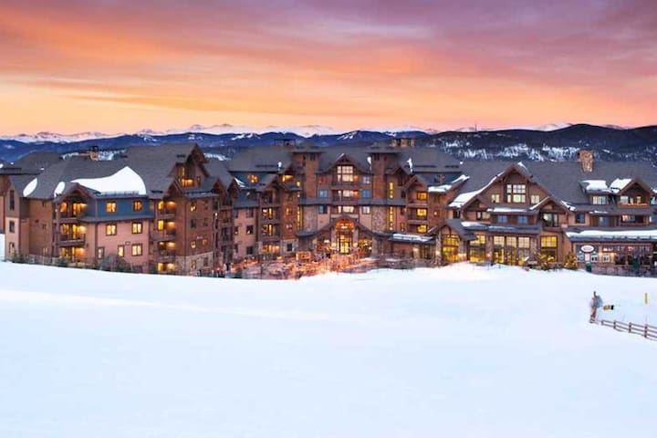 Breckenridge Ski-in/out - 5 star lodging