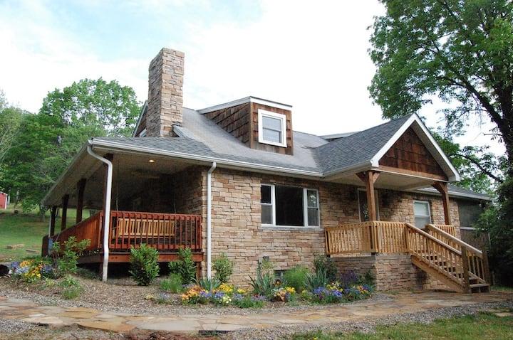 The Guest House on Blackberry Farm Lane