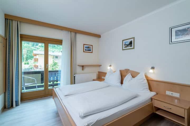 Pleasant Apartment in Schmitten with Ski Storage