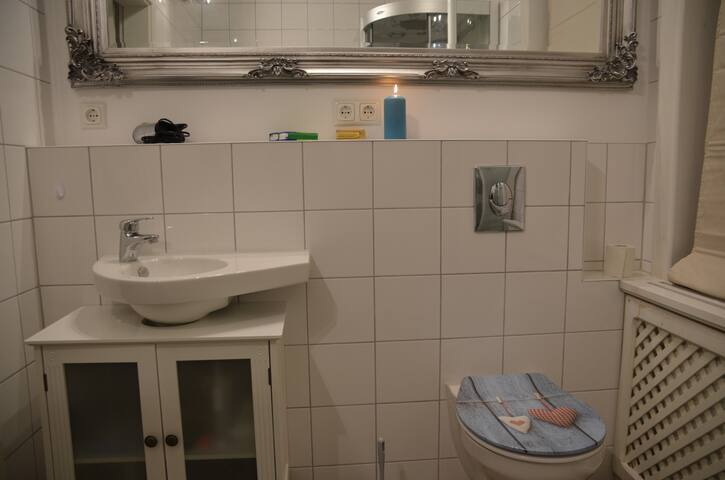 Badezimmer Fewo Ole