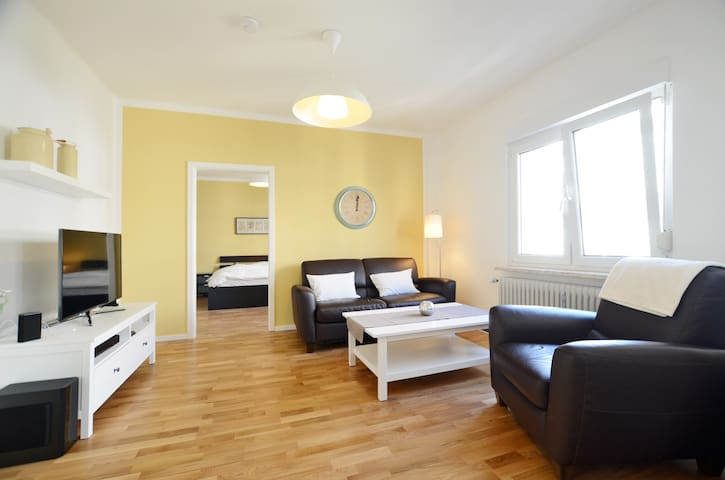 Nice & central apartment close to the main station - Bonn