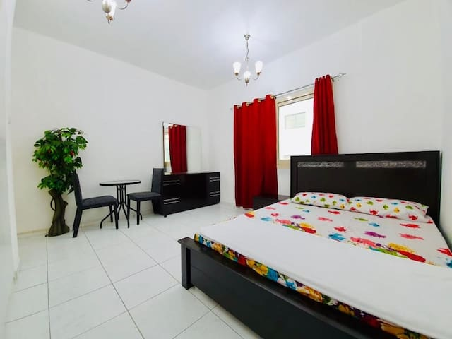 Cozy Furnished Bedroom Next to Burjuman Mall&Metro