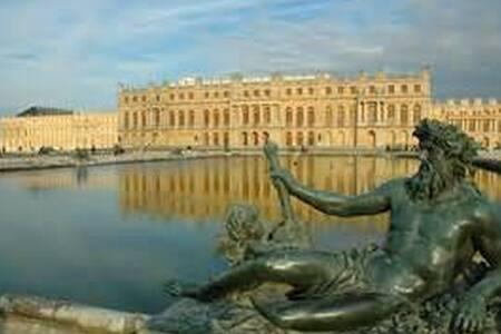 Appart moderne entre Paris et Versailles - Sèvres