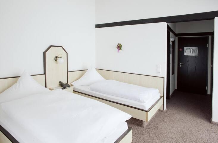 Hotel Abendroth - Einzelzimmer
