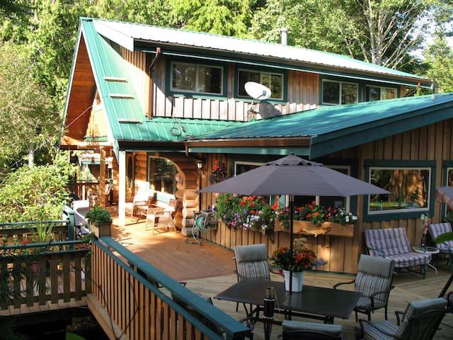 Bamfield Mystic Raven Guesthouse - Bamfield