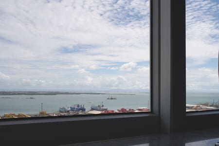 New at San Marino Condo with sea view in Cebu City