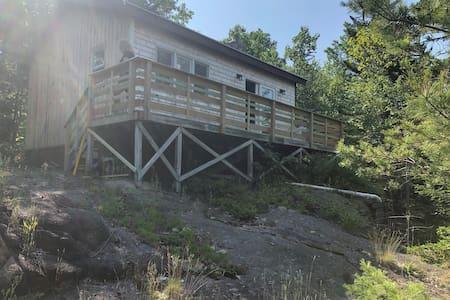 Granite Ledge Cedar Cabin