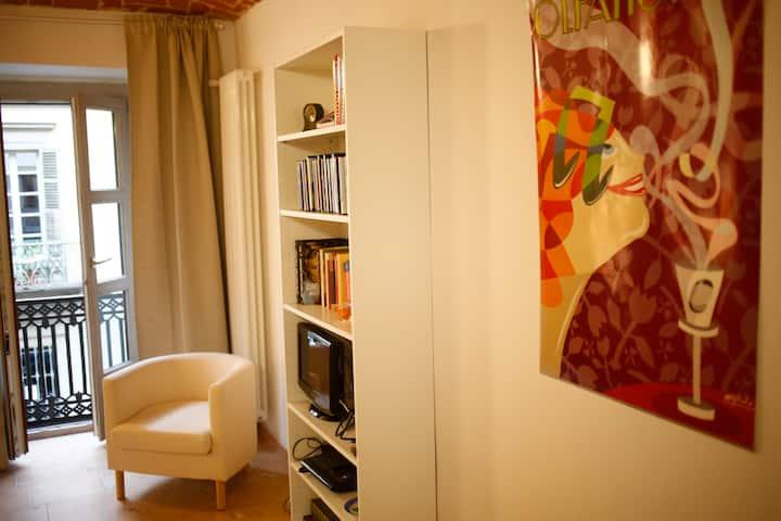 Centrale e Romantica Casa a Torino
