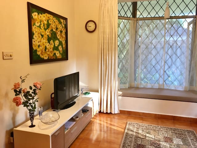 Charming Quiet Studio Apartment - Calangute - Appartement