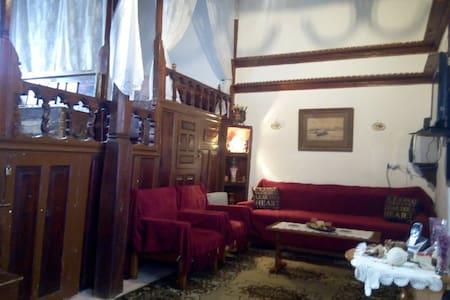 Traditional Kassian House
