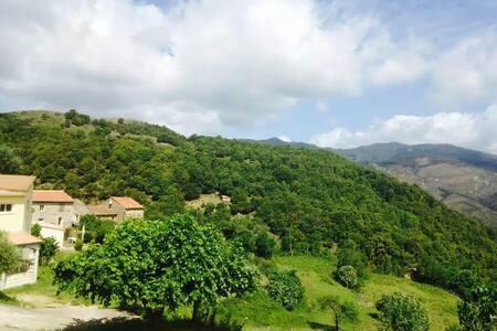 Maison avec vue imprenable - Carbuccia