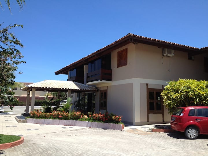Apartamento aconchegante condomínio Porto Seguro