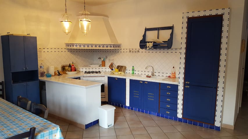 casa vacanze  profondo blu - Favignana - Apartamento