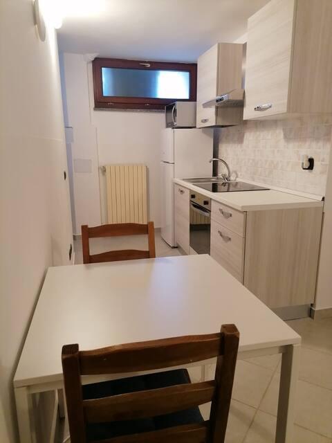 Appartamento arredato e accessoriato