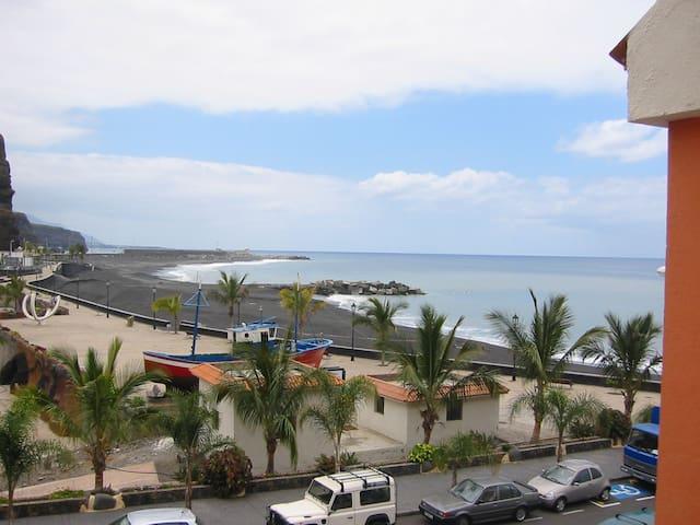 La Palma Puerto de Tazacorte Playa Beach Apartment - Puerto - Byt