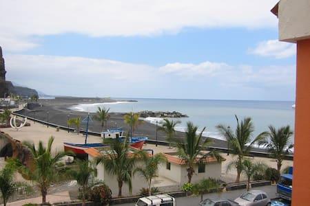 La Palma Puerto de Tazacorte Playa Apartment Beach - Puerto - Apartemen