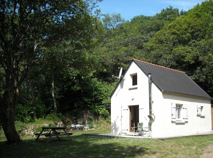 Gîte nature près de Quimper, Locronan, Douarnenez