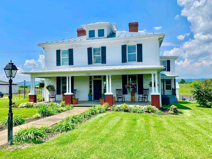 Madeline Farms Lite (Half House Rental)