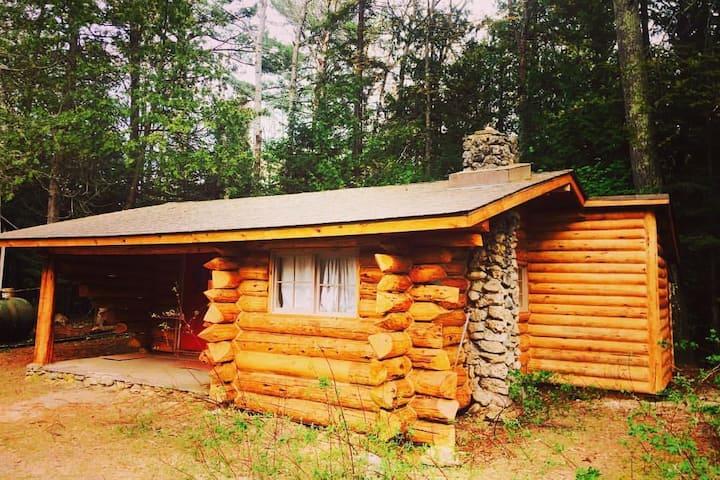 Little Cabin in the Woods (Cabin 3)