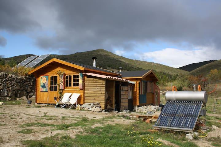 cabane 28m2 dans un site sauvage - Trévillach