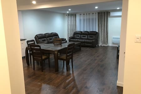 Big apartment, renovated with private parking