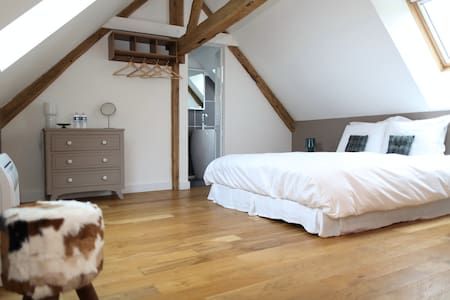 Design B&B in the countryside! - Savonnières