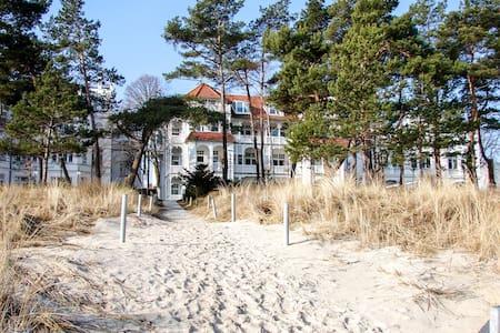 Villa Strandidyll Typ 1 - Binz - Apartamento