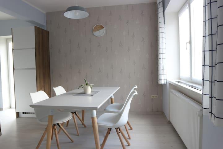 Obdach - Apartment für 3 Personen mit Garten