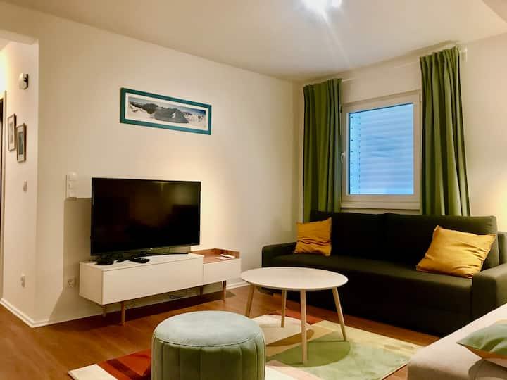 Apartment Green Paradise