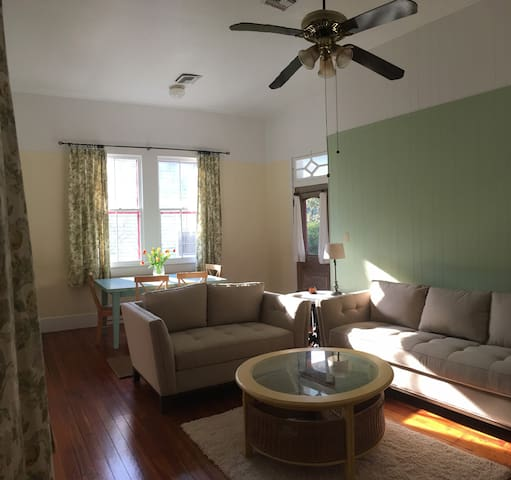 The Abita Retreata (centrally located duplex apt.) - Abita Springs - Apartment