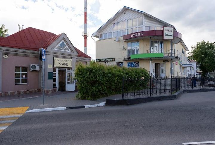 Гостиница Родина - Сергиев Посад