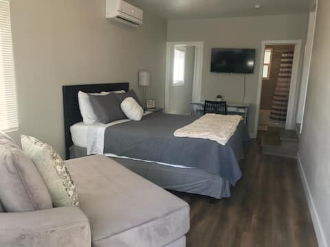 Private downtown bungalow near Fremont experience