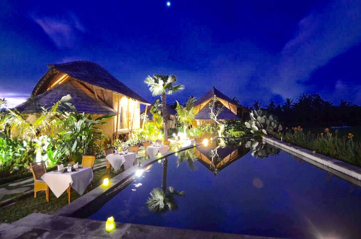 Padi Bali Villas - Gianyar - Bed & Breakfast