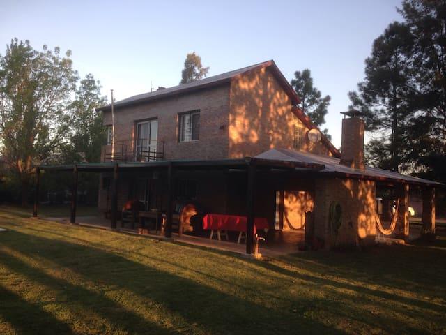 Vida Tranquila - Rosario - บ้าน
