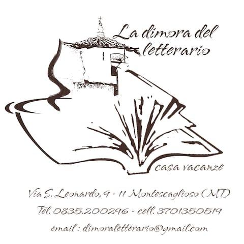 La Dimora del Letterario - Montescaglioso - Rumah