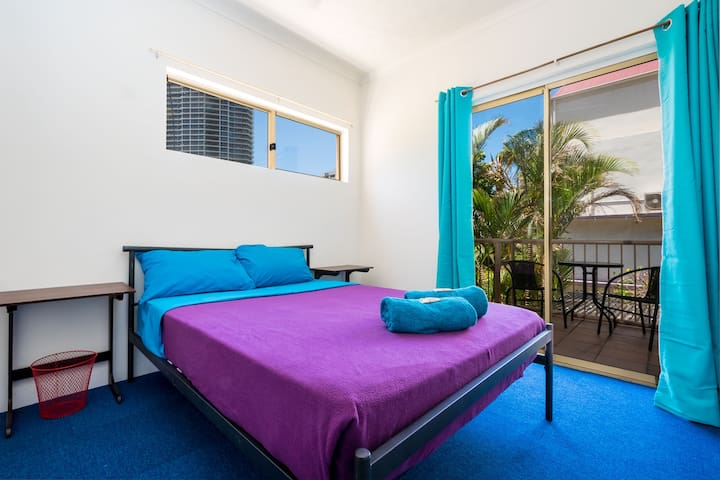 Private Double Room Available