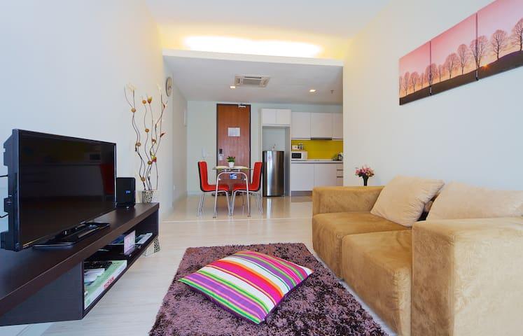 2 Rooms Suite Apartment KK City - Kota Kinabalu - Apartament