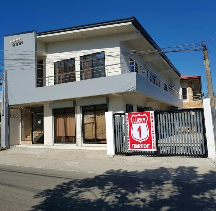 Lucky One Transient (3 bedrooms house)