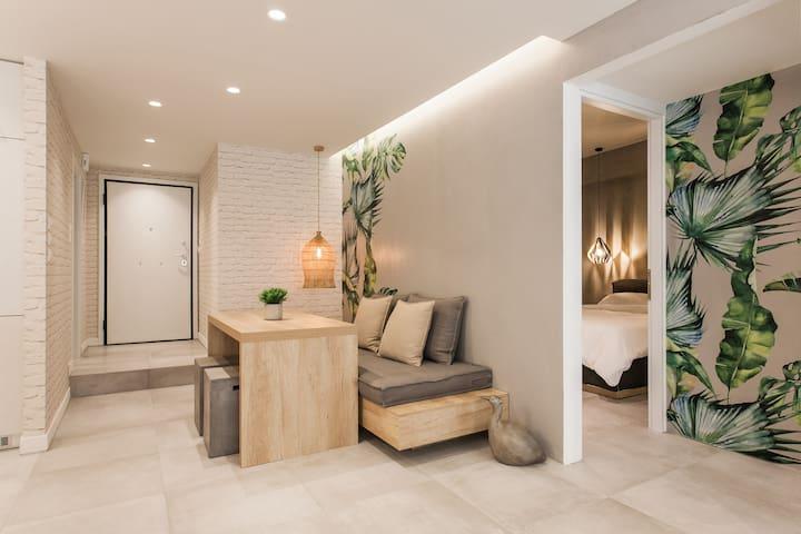 Stunning 2 bed 2 bath apartment in Plaka