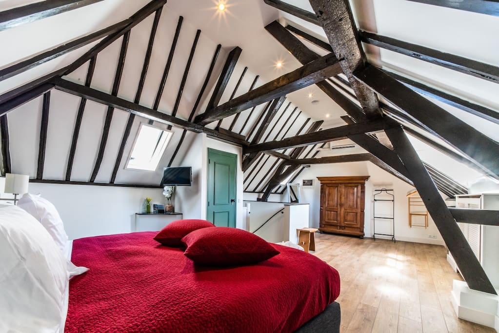 Bedroom Villa Rameau